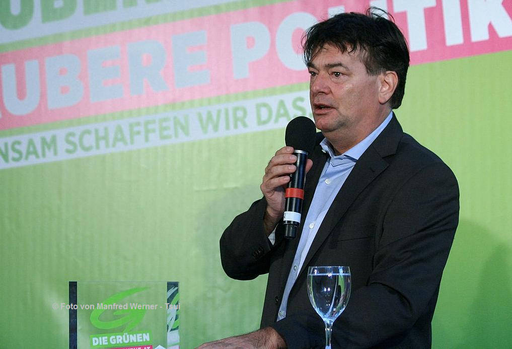 Werner Kogler | © Foto von Manfred Werner - Tsui