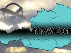 NRW 2017 vorläufiges Ergebnis