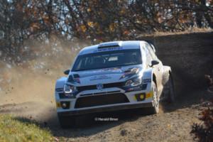 Rallye Waldviertel 2017 Etappe 2 11.11.2017