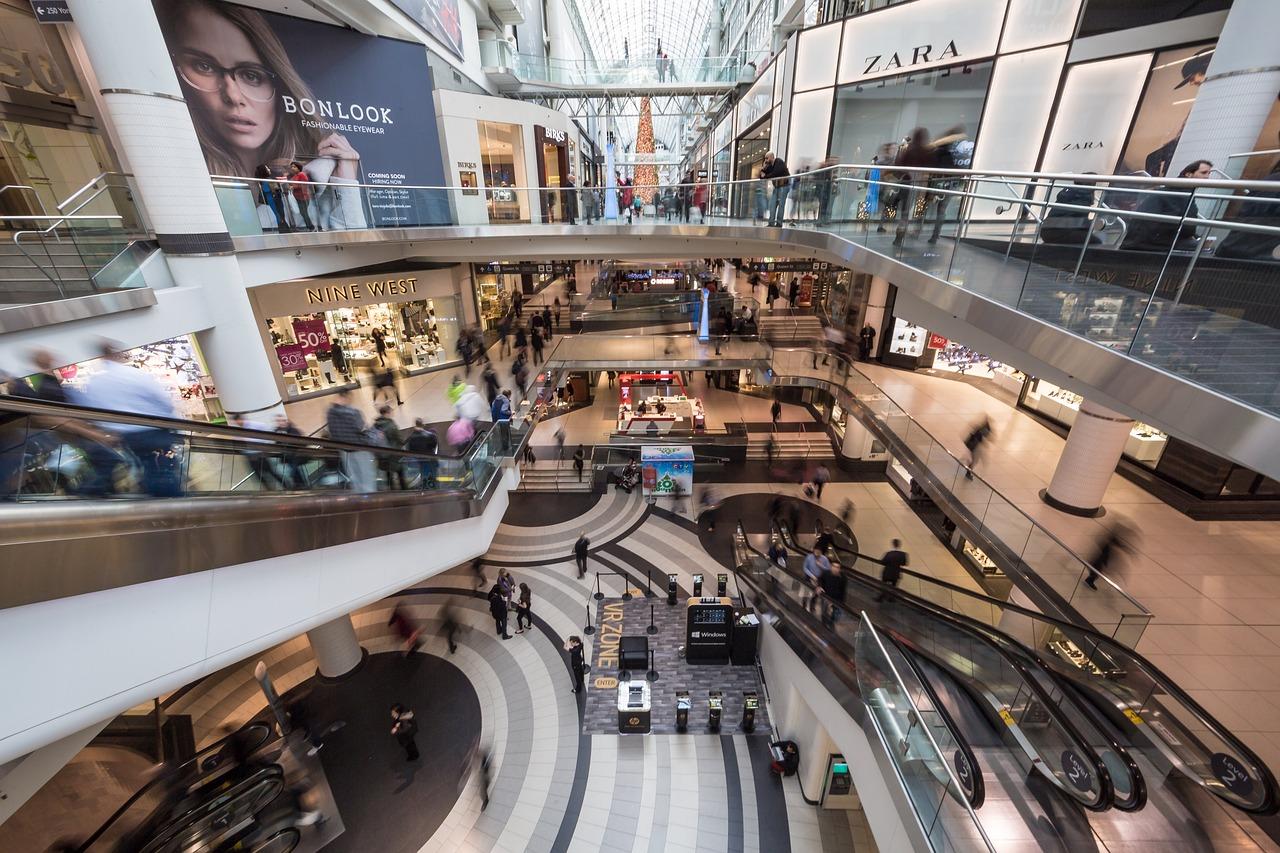 Einkaufszentrum 1513073493