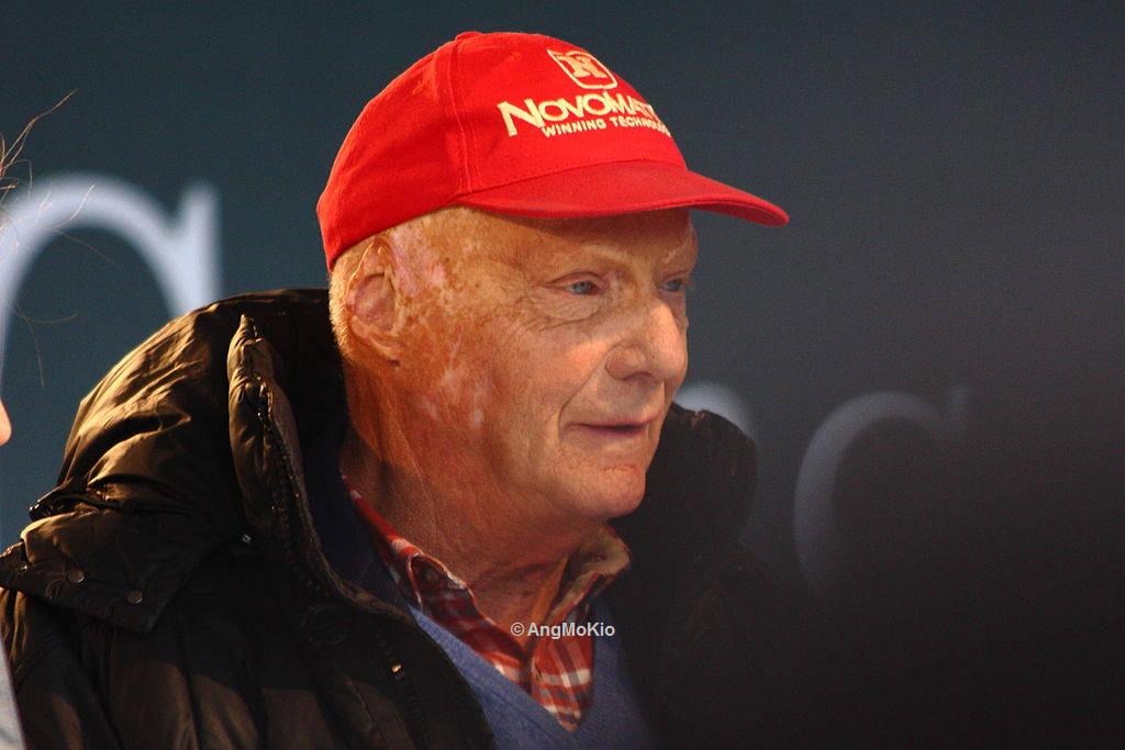 Niki Lauda | © Foto von AngMoKio