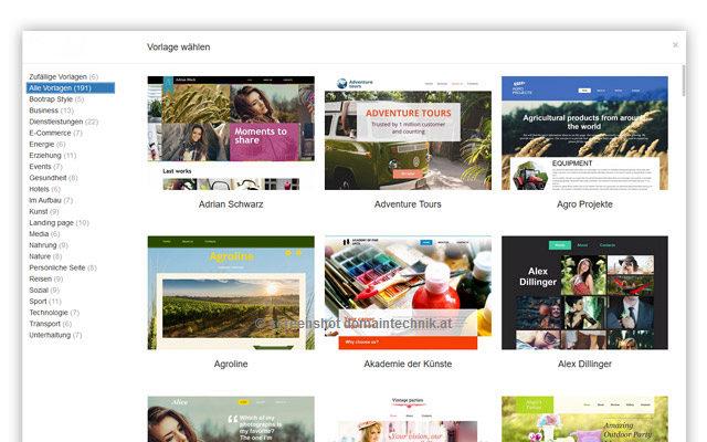 """Was kann ein """"Homepage Baukasten"""" wirklich? – Zeit im Blick"""