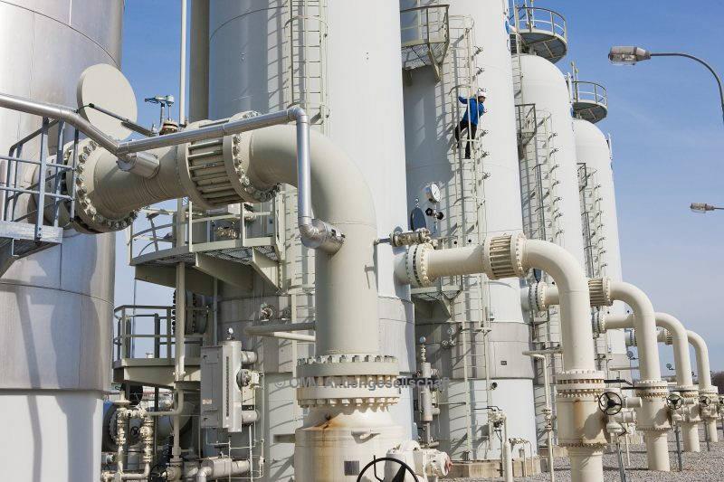 OMV Gasanlage | © OMV Aktiengesellschaft