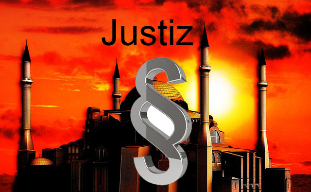islam justiz