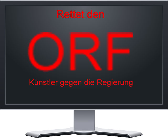 rettung des ORF
