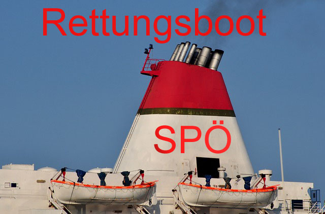 rettungsboot spö