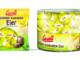 Die 6 Stück Packung Schokolade-Eier mit Bananencreme gefüllt und die 80 Stück Schokolade-Eier mit Bananencreme gefüllt | Copyright © Josef Manner & Comp AG. Alle Rechte vorbehalten.