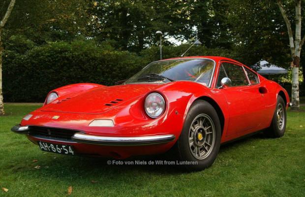 1972 Ferrari 246 GT Dino | © Foto von Niels de Wit from Lunteren