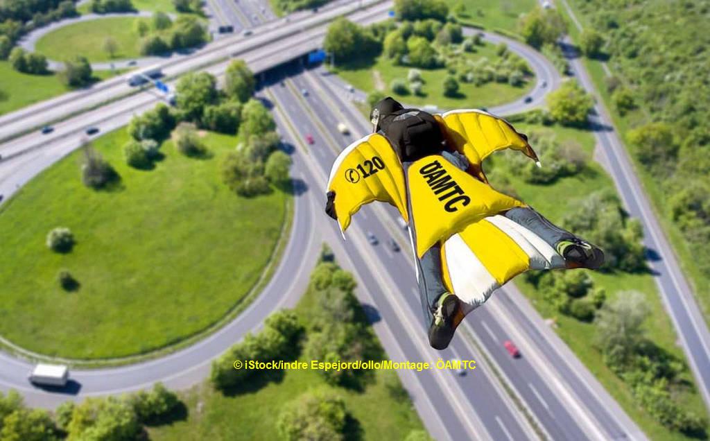 Gelber Engel 2.0 im Einsatz für ÖAMTC-Mitglieder | © iStock/indre Espejord/ollo/Montage: ÖAMTC