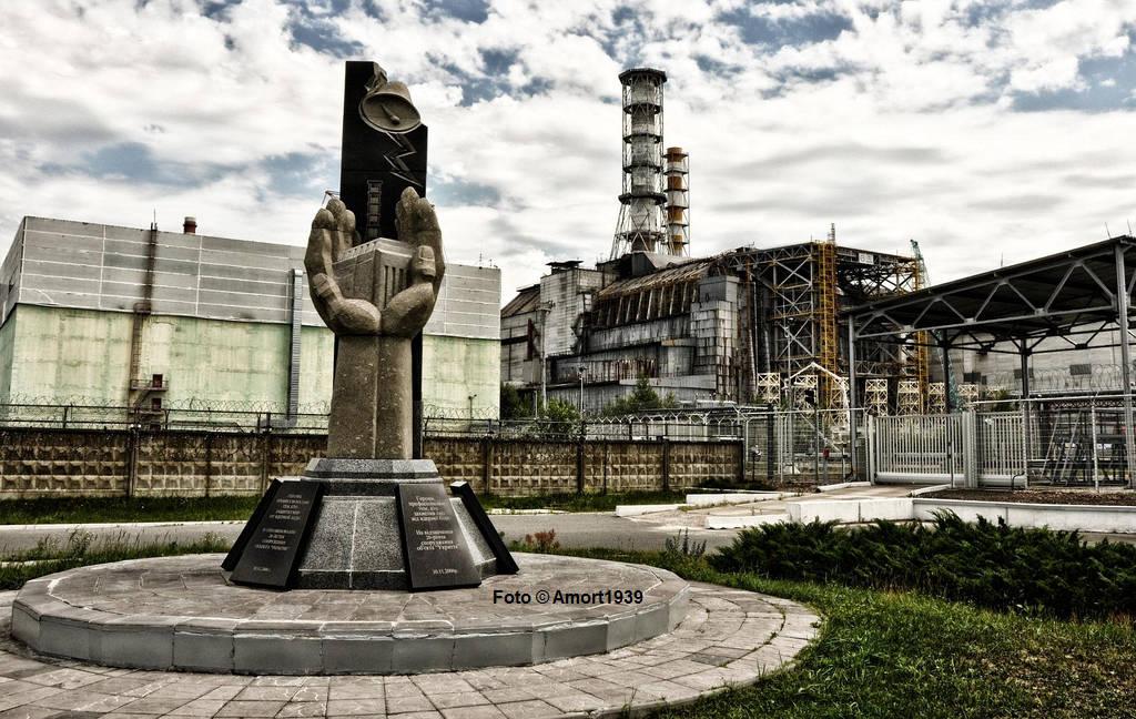 Tschernobyl | Foto © Amort1939