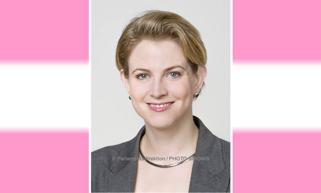 Beate Meinl-Reisinger | © Parlamentsdirektion / PHOTO SIMONIS
