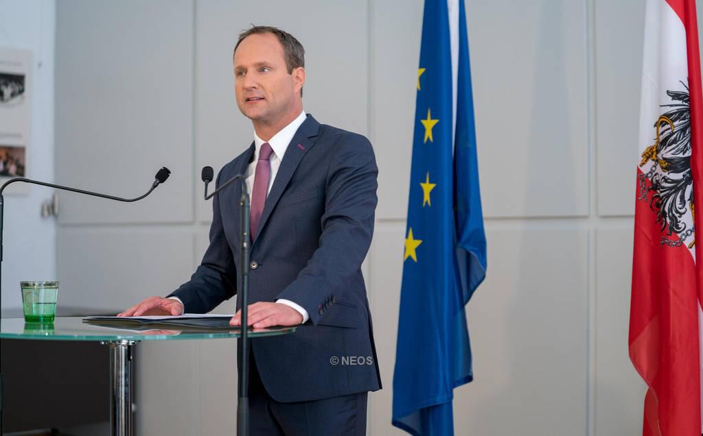 NEOS: Matthias Strolz leitet die geordnete, schrittweise Übergabe seiner politischen Funktionen ein | © NEOS