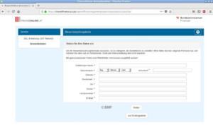 BMF warnt vor falschen Mails und Website