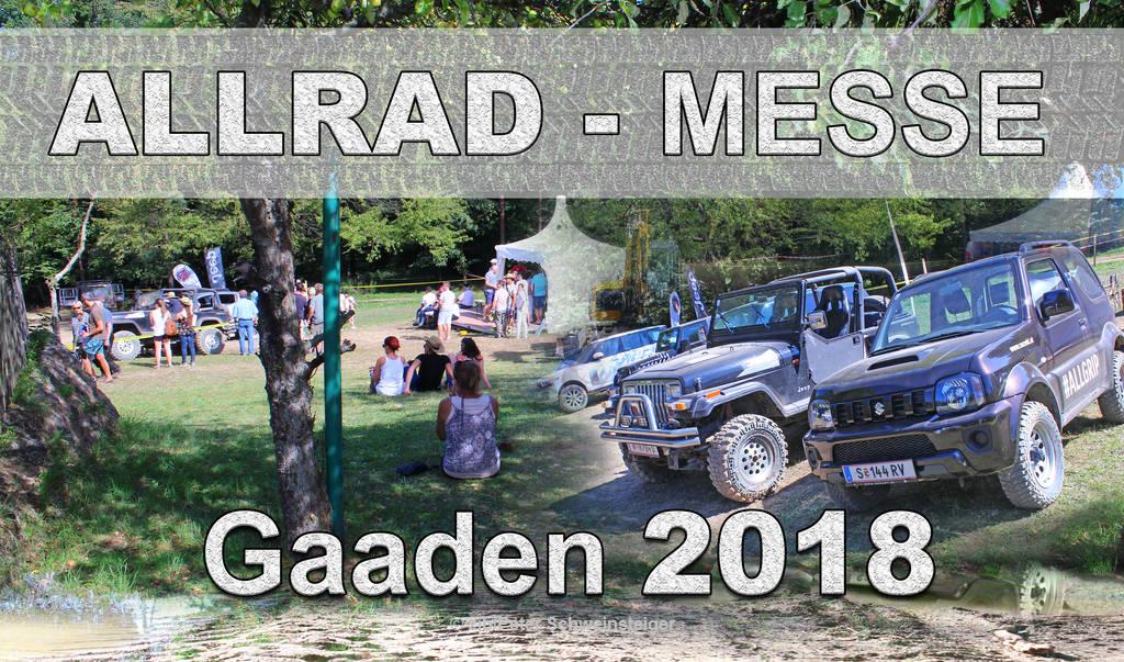 Allradmesse Gaaden