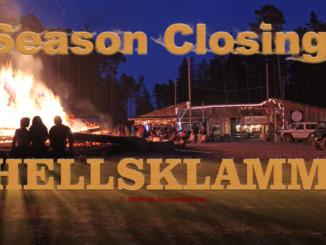 HELLSKLAMM Season closing 6.10.18