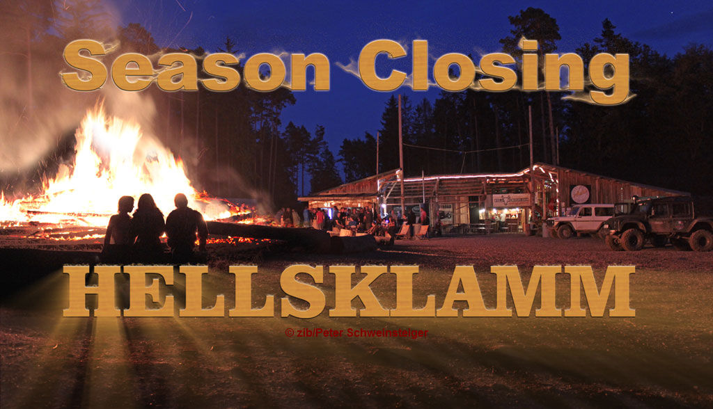 HELLSKLAMM Season closing 6.10.18