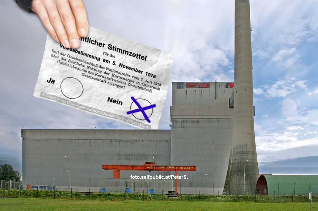 40 Jahre Zwentendorf Abstimmung