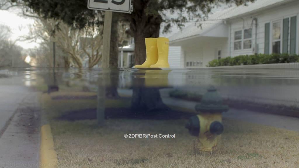 Die Welt ist noch zu retten?! - Little Yellow Boots