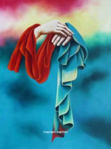 Aktuelle Kunst aus Israel - SAGI EREZ