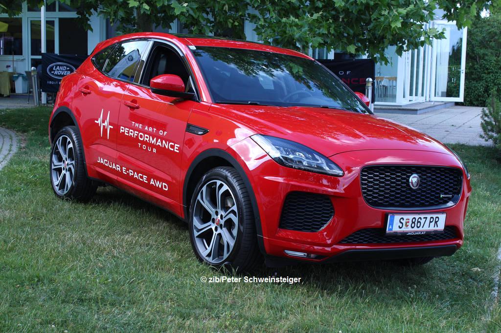 Jaguar I-PACE - Auto des Jahres 2019