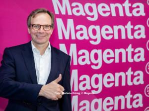 Markenstart von Magenta
