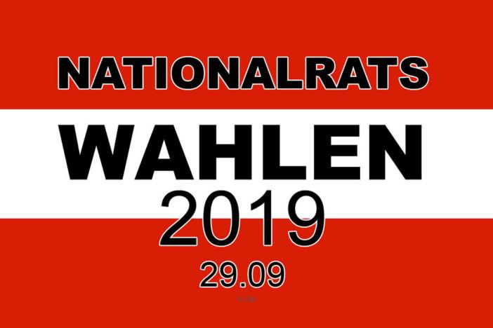 Nationalrats-Wahlen am 29.09.2019 | © zib