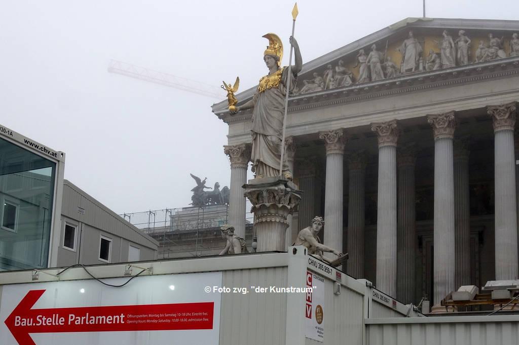 Bau.Stelle Parlament