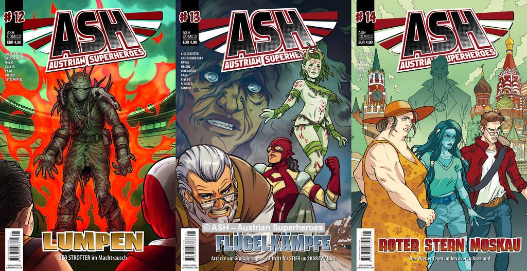 ASH – Austrian Superheroes