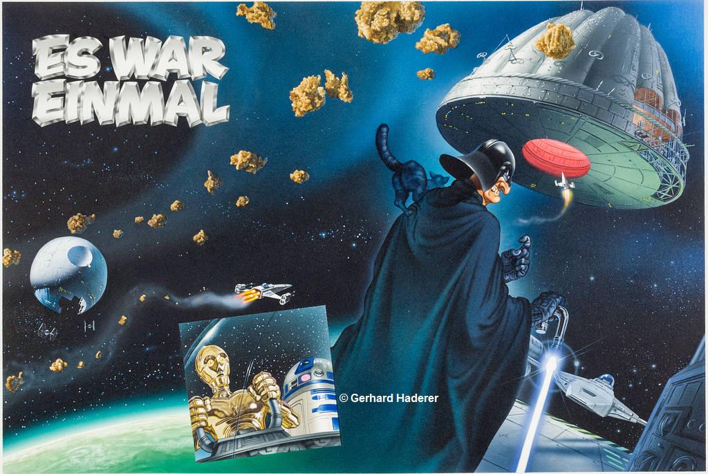 Gerhard Haderer - Star Wars