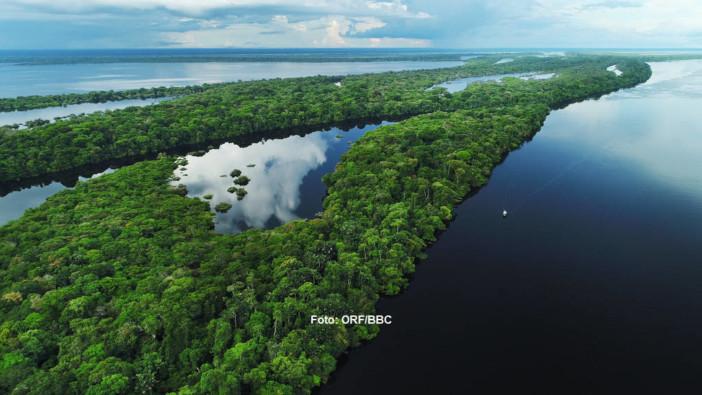 Amazonas - Fluss ohne Grenzen