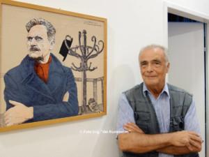 Ernst Zdrahal zum 75er