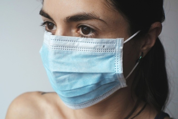 Coronavirus, MNS-Maske