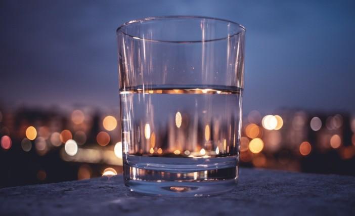 Glas, Voll, Leer, Wasser