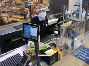 Sicheres Einkaufen bei Lidl Österreich