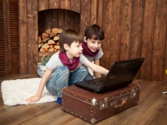 Computer, Kind, Rechner, Rechnen, Einheiten, Zoll, cm, umrechnen, Onlinerechner