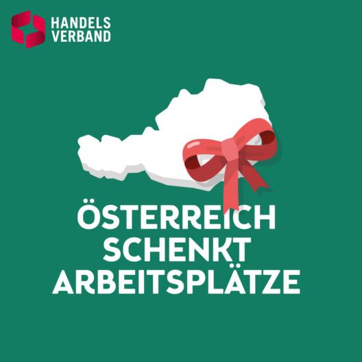 Handelsverband Fotocredit: Handelsverband Ort: Österreich / Wien Originalgröße: 1200 x 1200px (283KB) Veröffentlicht: 18. Nov. 2020, 10:38