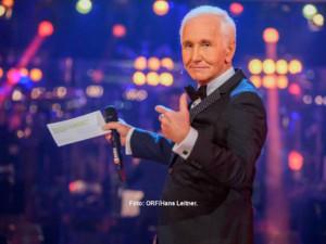 """""""Dancing Stars 2020"""" Moderator Klaus Eberhartinger   Foto: ORF/Hans Leitner."""