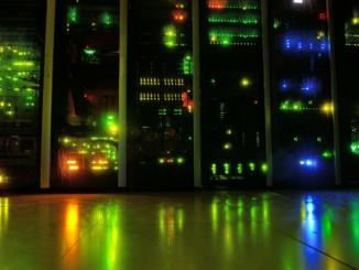 Rechenzentrum Server Datacenter Netzwerk