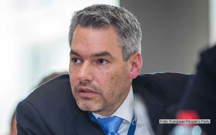 Karl Nehammer   Foto: European People's Party