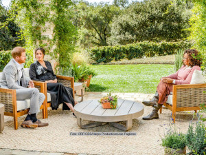 Meghan und Harry bei Oprah - Das Interview