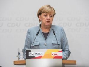 Deutsche Bundeskanzlerin lässt sich heute mit Astra Zeneca Impfen