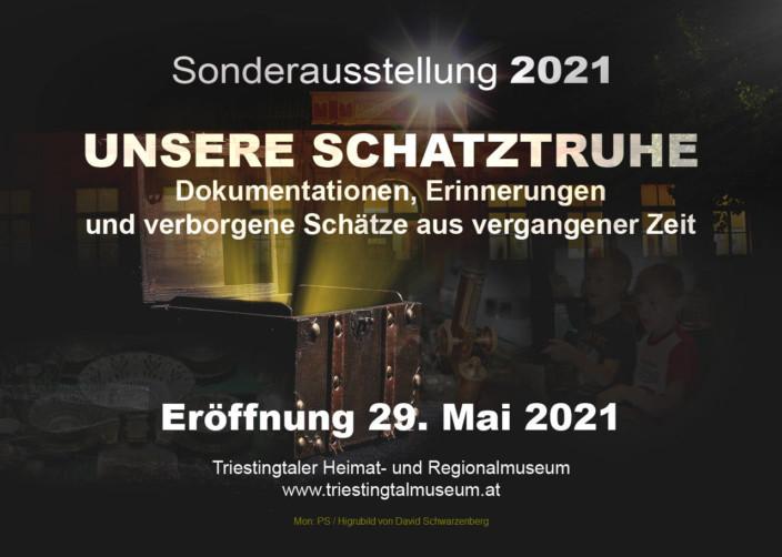 Triestingtaler Heimatmuseum - Sonderausstellung 2021