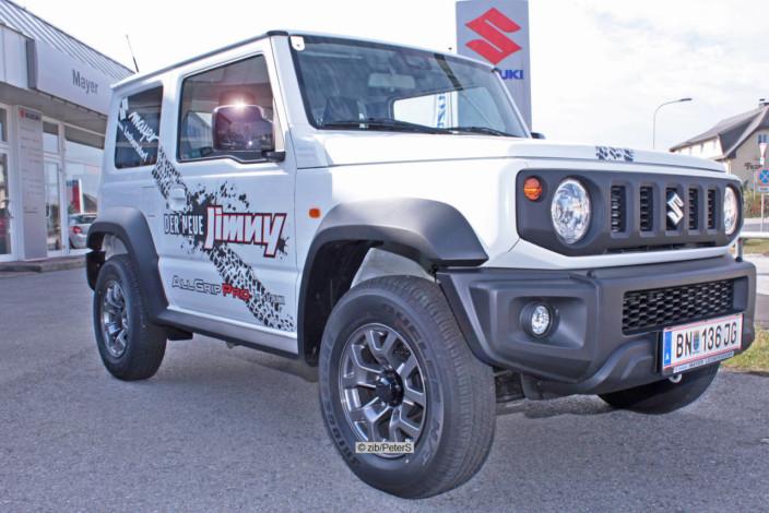 Suzuki Jimny GJ ab 2018