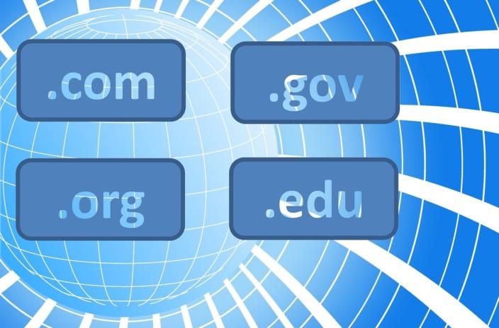 Domain, Domainhandel, Domainendungen