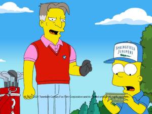 """""""Die Simpsons"""" Staffel 32, Folge 1"""