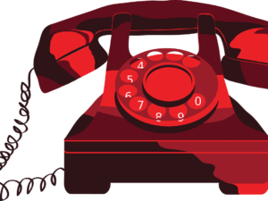 rotes Telefon 1633953337